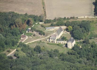 Resultado de imagen para Abadía Notre-Dame de la Clarté-Dieu